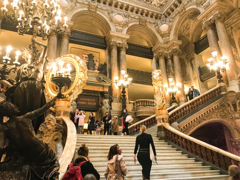 IMG 1133 巴黎的四月  罗丹博物馆,巴黎歌剧院