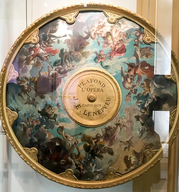 IMG 1138 巴黎的四月  罗丹博物馆,巴黎歌剧院