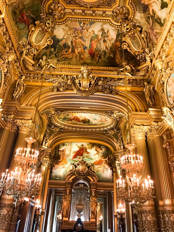 IMG 1141 巴黎的四月  罗丹博物馆,巴黎歌剧院