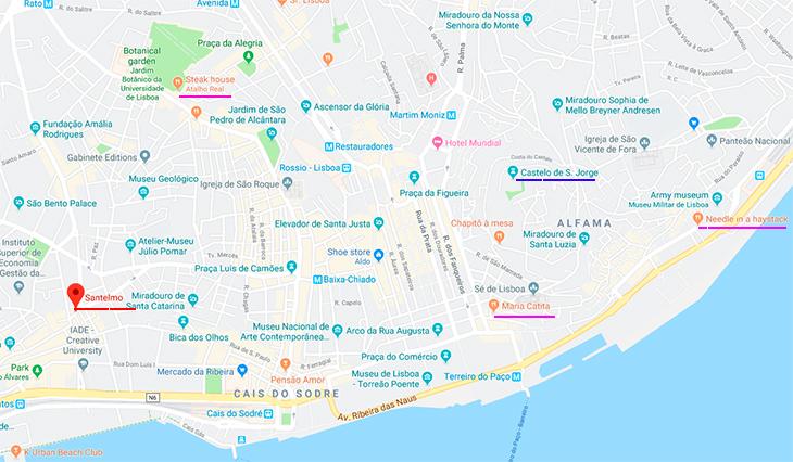 can guan2 Trip to Lisbon (part 2)