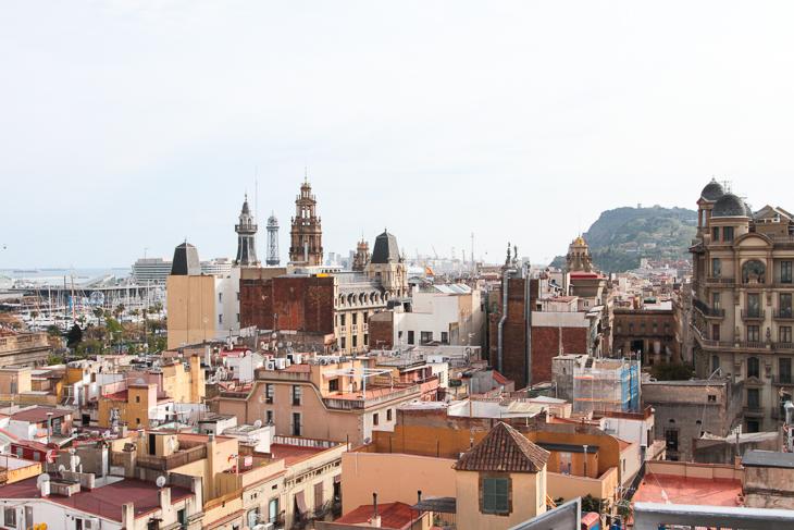 029 Three Days in Barcelona (part 1)
