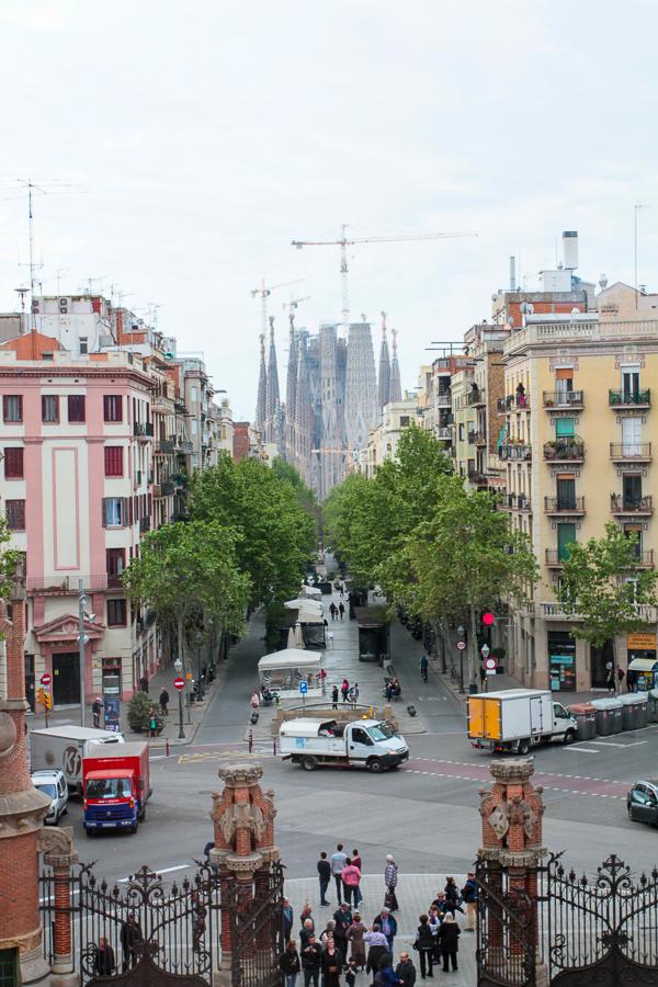 076 巴塞罗那,处处皆景(二)