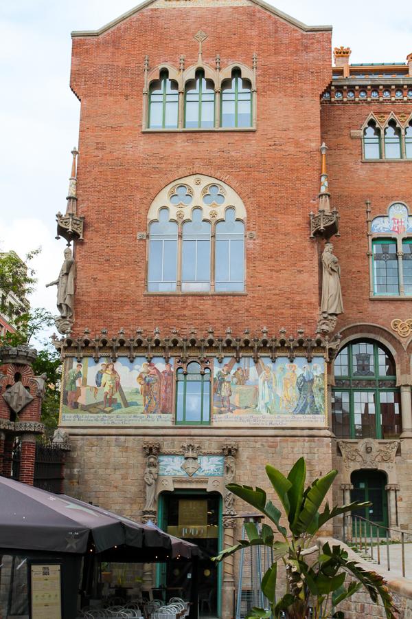 081 巴塞罗那,处处皆景(二)