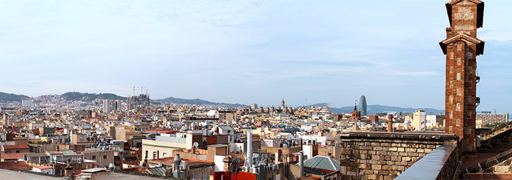 Panorama2s Three Days in Barcelona (part 1)