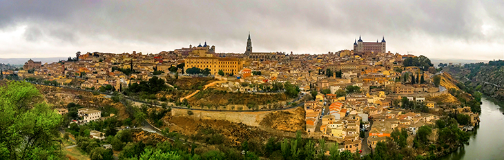 Toledo1a Madrid Spain (Toledo and Segovia)