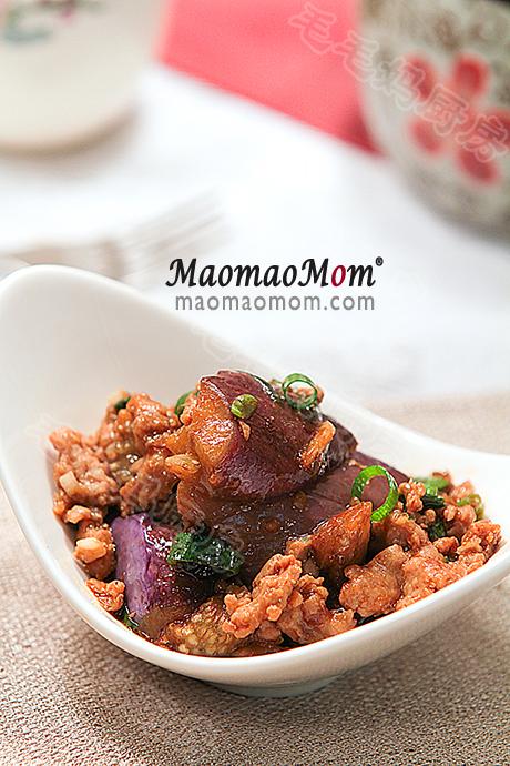 空气炸锅之肉末茄子 AirGo/recipes